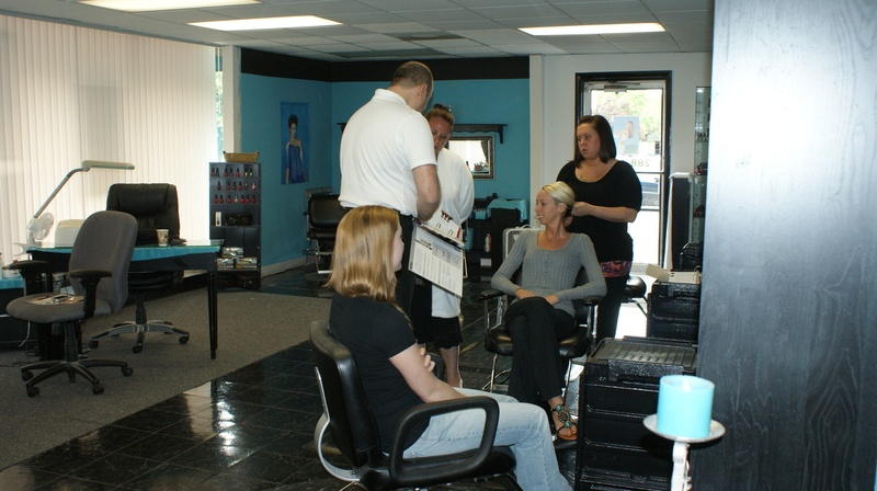 Paul mitchell day pure lavi 39 salon for A salon paul mitchell